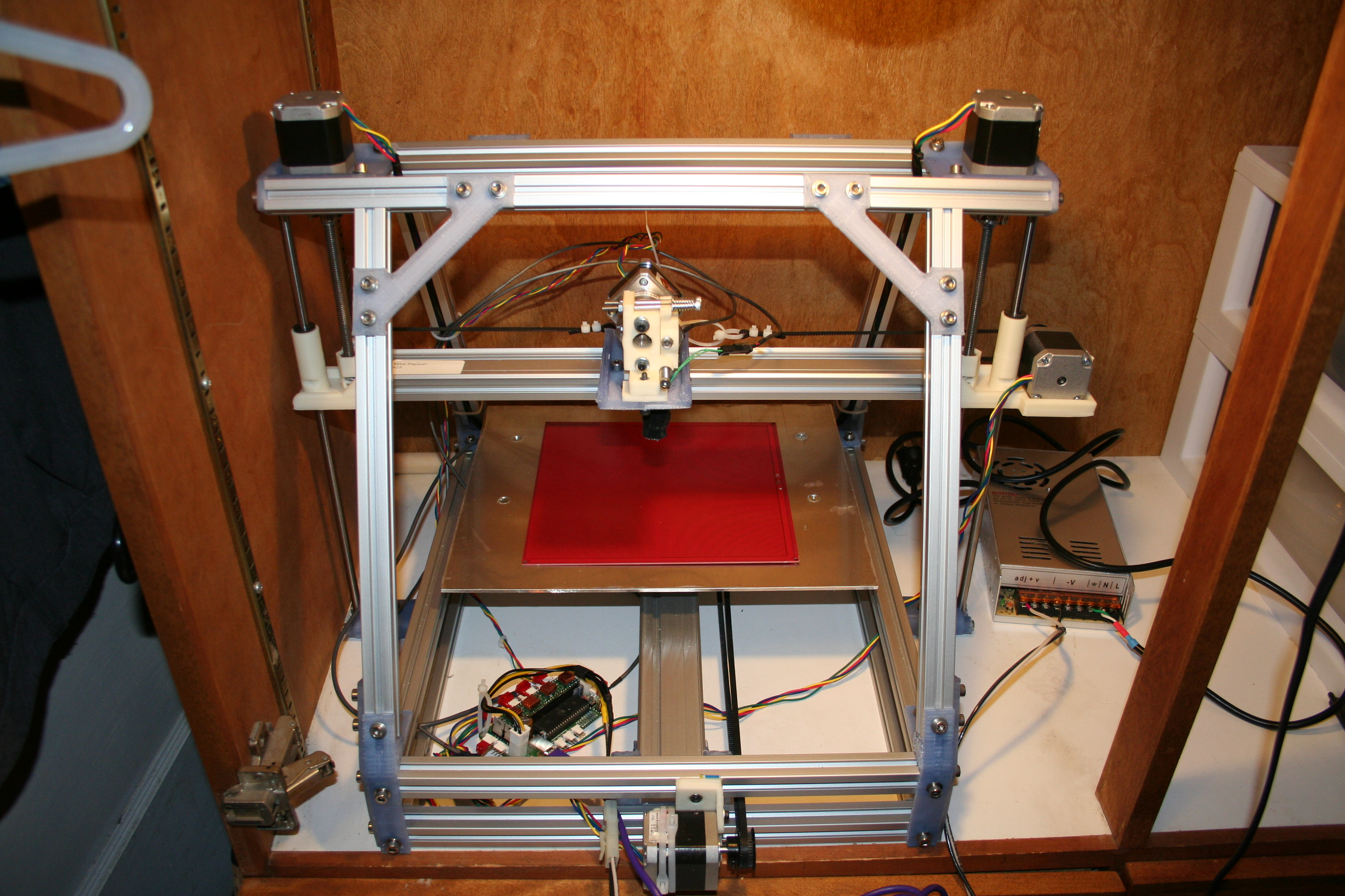 reprap project Reprap host software join github today github is home to over 28 million developers working together to host and review code, manage projects, and build software together.